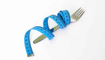 Fork and Tape Measure