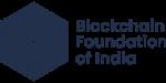 Blockchain Foundation of India logo